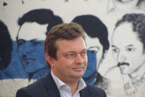 Ketil Karlsen, embajador de la Unión Europea (UE) en Honduras