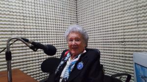 Nora Cortiñas, defensora de derechos humanos, co-fundadora de la Asociación de Madres de Plaza de Mayo- Línea Fundadora de Argentina