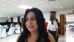 Viena Avila directora de la Asociación Feminista Trans de San Pedro Sula