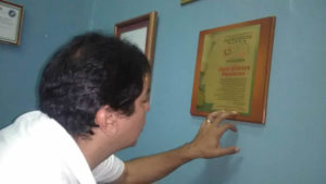 José Guadalupe Ruelas, director de Casa Alianza-Honduras.