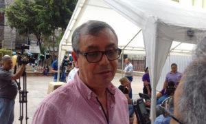 Guillermo López Lone de la Coalición contra la Impunidad