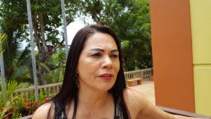 Damaris Solano maestra de primaria y representante del Sindicato de Trabajadoras y Trabajadores de la Educación de Costa Rica