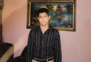 Haziel Yánez, niño asesinado por militares en 2012
