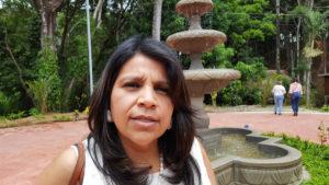 Marisol Sauceda, Secretaria de Asuntos Gremiales de la Junta Directiva Central del COLPROSUMAH