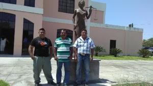 acusados en tribunales de Choluteca