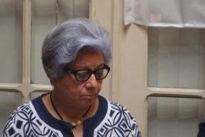 Bertha Oliva, Coordinadora General del COFADEH