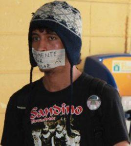 """Sergio Ulloa """"desde que se criminaliza a un defensor, no hay justicia"""""""