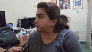 Florencia Quezada abogada de Caritas