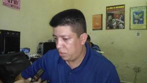 César Luna hijo del ambientalista Carlos Luna López