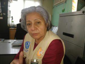 Bertha Oliva, coordinadora general del COFADEH, la mentira tiene pies cortos.
