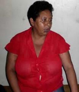 Agustina Flores López recuperó su libertad el 12 de octubre, después de 21 días en el penal de máxima seguridad para mujeres de la capital hondureña