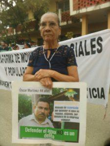 protesta por audiencia pajuiles1