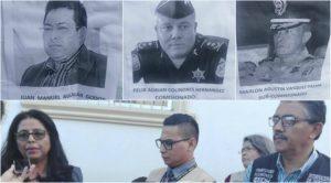 Policías acusados pro ataques contra defensores de DDHH y Estudiantes