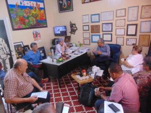 La Convergencia Contra el Contra el Continuismo, convocó a la movilización nacional el 30 de agosto del 2018.